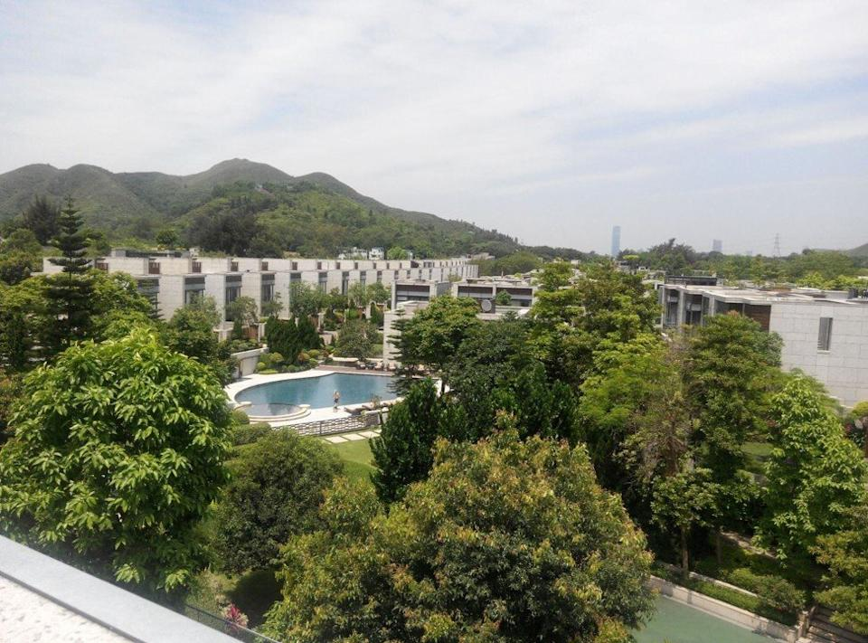 A sharp decline in rents at Valais, Sheung Shui has attracted some tenants. Photo: Handout