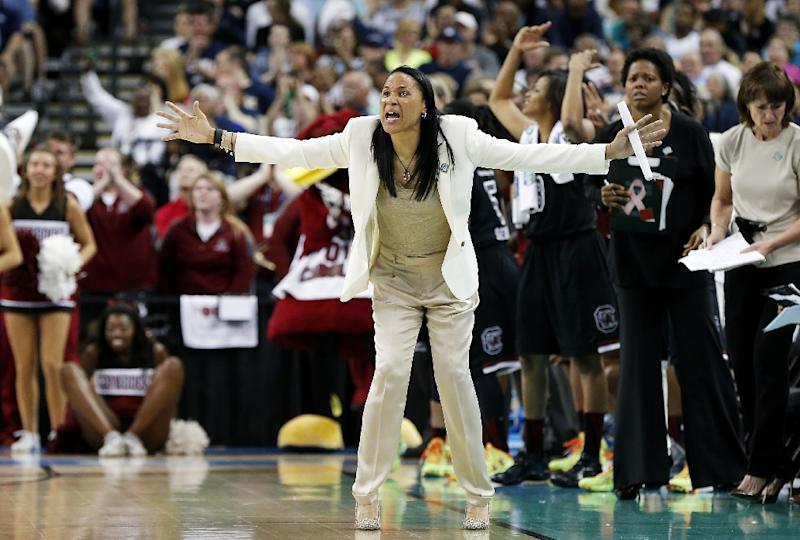 Dawn Staley to guide US women through 2020 Olympics