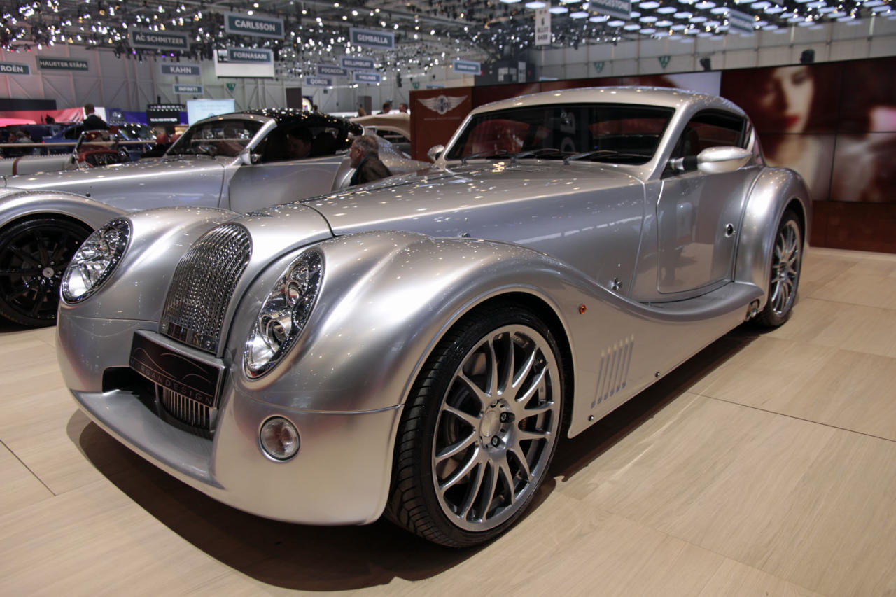<strong>Morgan Aeromax: </strong>Maybe the Aeromax doesn't quite qualify for supercar status on outright speed – 170mph is still not to be sniffed at – but it earns its place here on account of the totally batty looks. (PA)