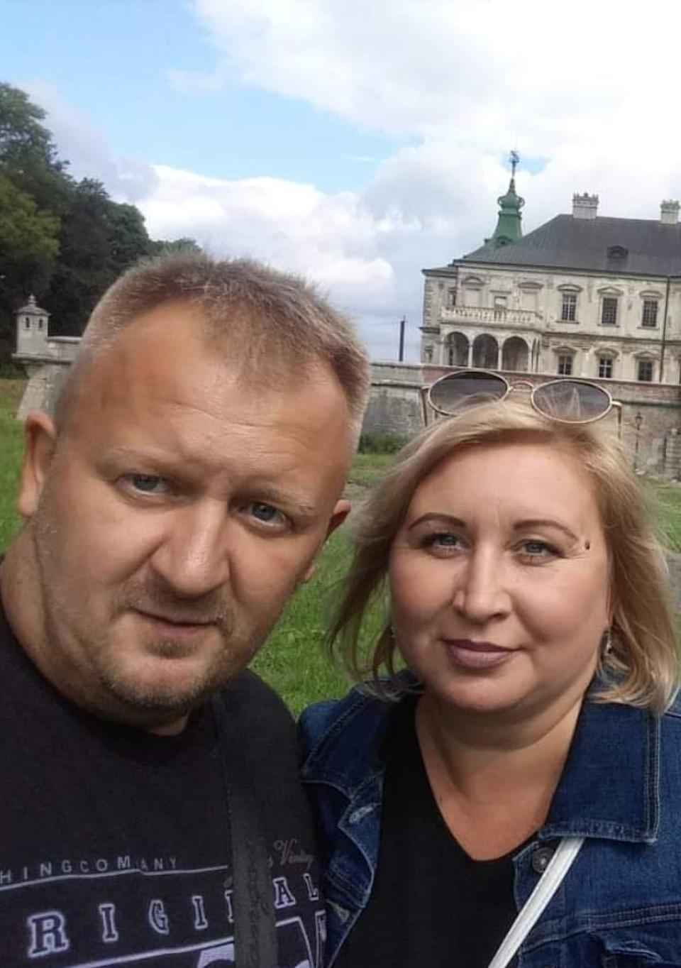 Vladimir Rodikov and his wife Diana died about a week apart. Source: Newsflash/Australscope