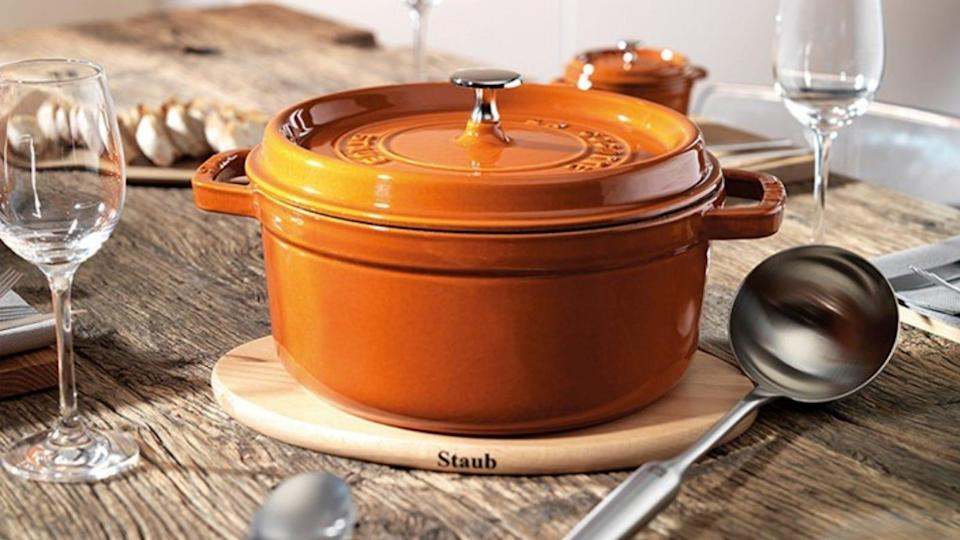 Best gifts for women: Staub Dutch Oven