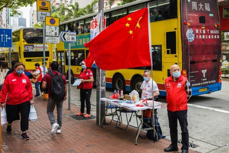 China has cracked down on Hong Kong's pro-democracy opposition, arresting dozens of activists and smothering the street movement with a draconian national security law