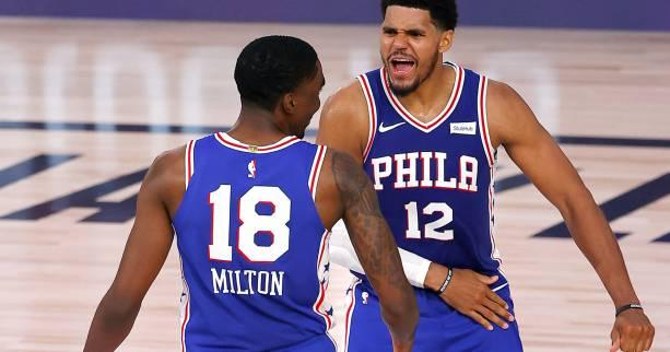 Basket - NBA - NBA : les Philadelphia Sixers corrigent Houston, les Clippers vainqueurs d'Oklahoma City