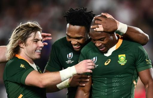 Jones conceded that South Africa were outstanding in the final