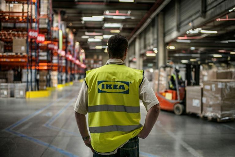 Ikea France is in the dock as well as several former executives