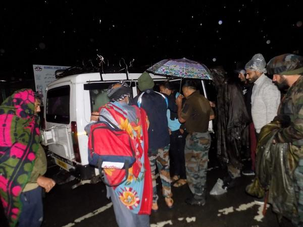 41 civilians stranded at blocked Mughal Road in Jammu rescued by Indian Army