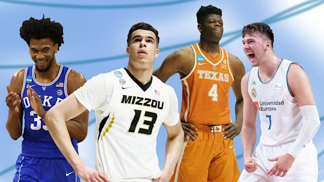 Yahoo Sports NBA Insider Chris Mannix and Yahoo Sports College Basketball Insider Pete Thamel discuss the prospects at the top of the NBA Draft and why there isn't a clear answer for who will come off the board first.