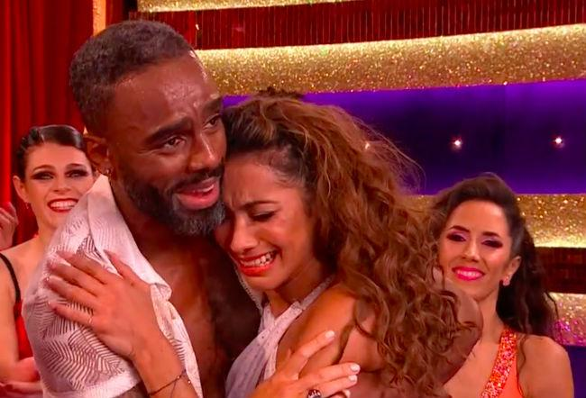 karen-clifton-crying-strictly