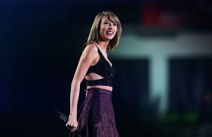Taylor Swift Is Reportedly Trademarking 'Old Taylor' Catchphrase for Tour Merch