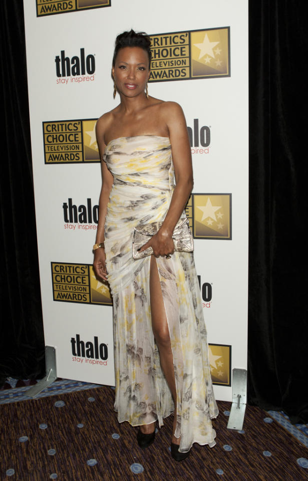 Aisha Tyler attends the 2012 Critics' Choice Television Awards at The Beverly Hilton Hotel on June 18, 2012 in Beverly Hills, California.