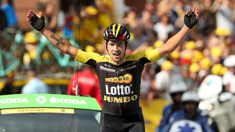 Roglic stretches Vuelta lead at start of final week