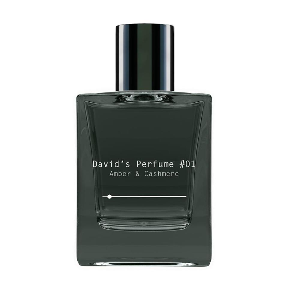 <p><span>David's Perfume #01: Amber & Cashmere</span> ($60) matches the laid-back vibe of an Aquarius. It has a subtle spice and woody smell that's just as unique as you are. </p>