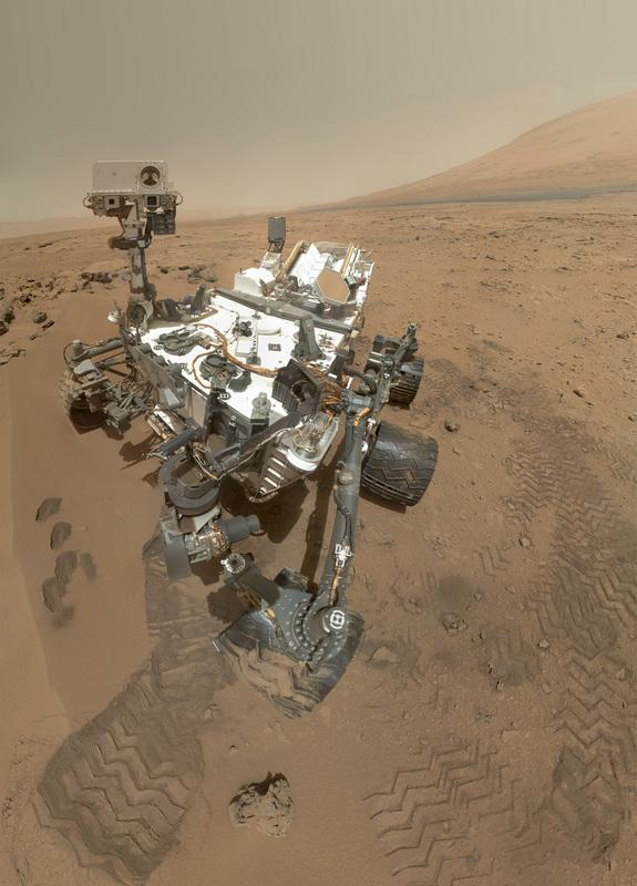 NASA to Unveil Mars Rover Curiosity Findings Monday