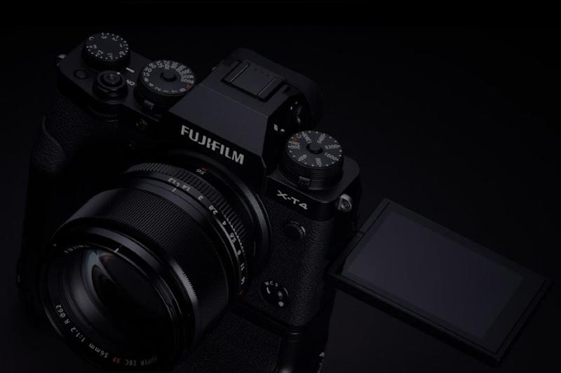 Fujifilm Launches Flagship X-T4 Mirrorless Camera in India Starting at Rs 1,54,999