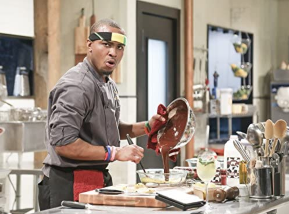 """<p>Every chef competing on <em>Chopped</em> completes an online application filled with <a href=""""https://www.thrillist.com/eat/nation/chopped-food-network-tv-show-try-out"""" rel=""""nofollow noopener"""" target=""""_blank"""" data-ylk=""""slk:questions about themselves and their career"""" class=""""link rapid-noclick-resp"""">questions about themselves and their career</a>.</p>"""