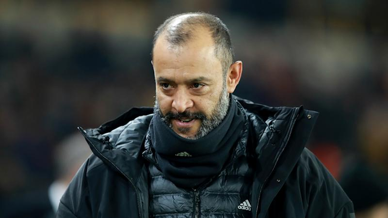 Nuno committed to Wolves despite lack of new contract talks