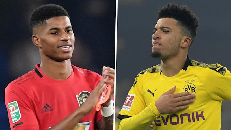 'People are hurting and we need answers' - Rashford joins Sancho in speaking out after George Floyd's death