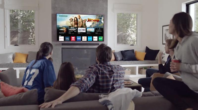 Save $168 on the VIZIO 50-inch 4K Smart TV. (Photo: Walmart)