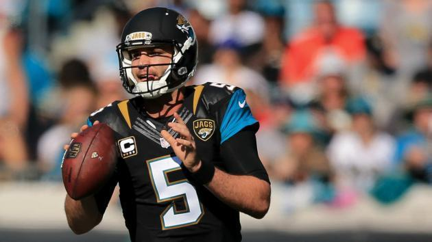 <p>Jaguars' decision not to rest starters impacts AFC playoff picture, betting line</p>