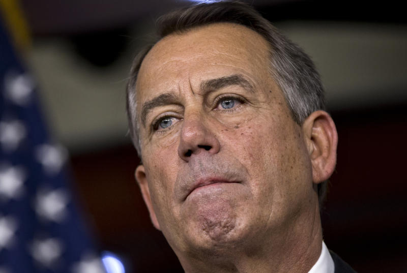 GOP looks to fight Dems, not negotiate with Obama