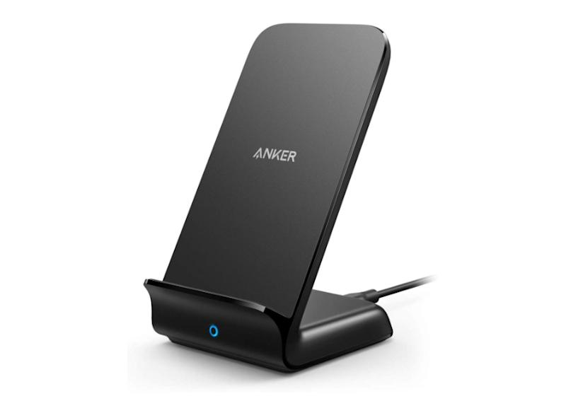 Anker Wireless Charger — PowerWave Stand. (Photo: Amazon)
