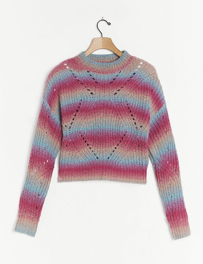 Carly Sweater. Image via Anthropologie.