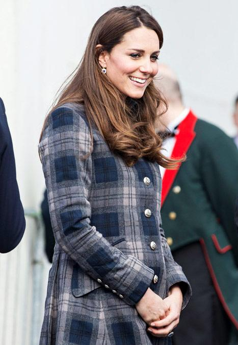 Kate Middleton Named Patron of Three Charities: Place2Be, SportsAid, Natural History Museum