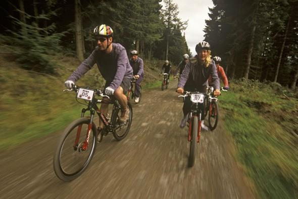 travel, cycling holidays, scottish borders cycling, biking in scotland