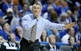 Donovan nearly left Florida to coach the Magic in 2007. (Getty Images)