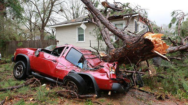 Alabama resident describes devastation
