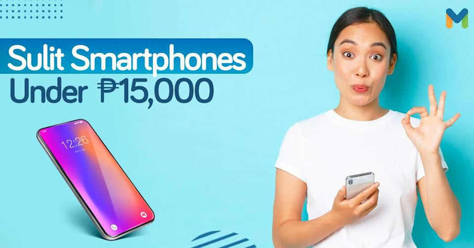 best phones under 15000 pesos