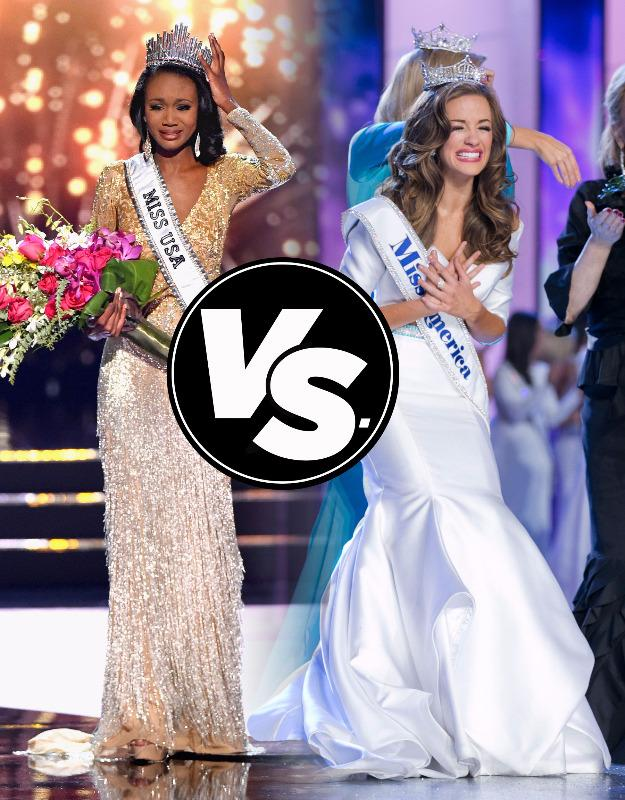 Miss America And Miss Usa What S The Diff