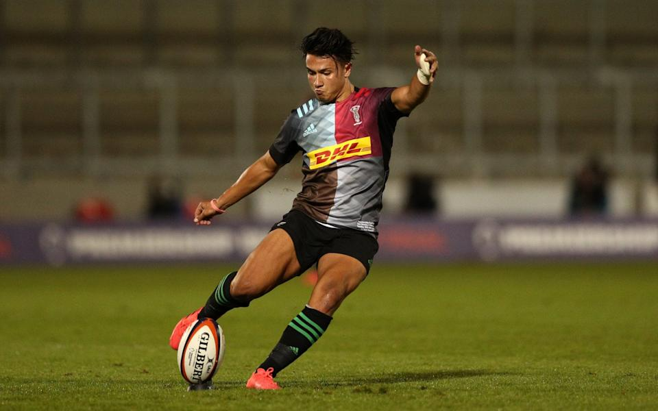 Marcus Smith of Harlequins - GETTY IMAGES