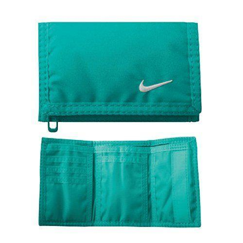 "<p><strong>Nike</strong></p><p>amazon.com</p><p><strong>$27.83</strong></p><p><a href=""https://www.amazon.com/dp/B01AK22V18?tag=syn-yahoo-20&ascsubtag=%5Bartid%7C10050.g.29775459%5Bsrc%7Cyahoo-us"" rel=""nofollow noopener"" target=""_blank"" data-ylk=""slk:Shop Now"" class=""link rapid-noclick-resp"">Shop Now</a></p><p>This slim trifold design is a good starter wallet for a young man. Bonus—it's waterproof!</p>"