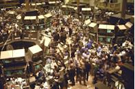 <p>Similar to today, The New York Stock Exchange shows no signs of slowing down.</p>