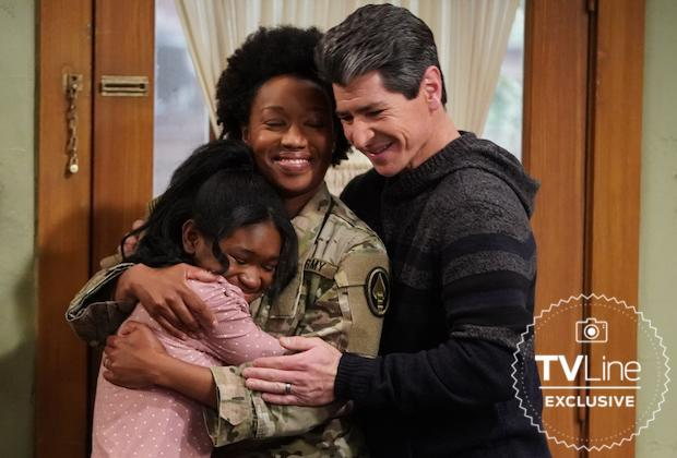 The Conners 3x20 - Geena Returns