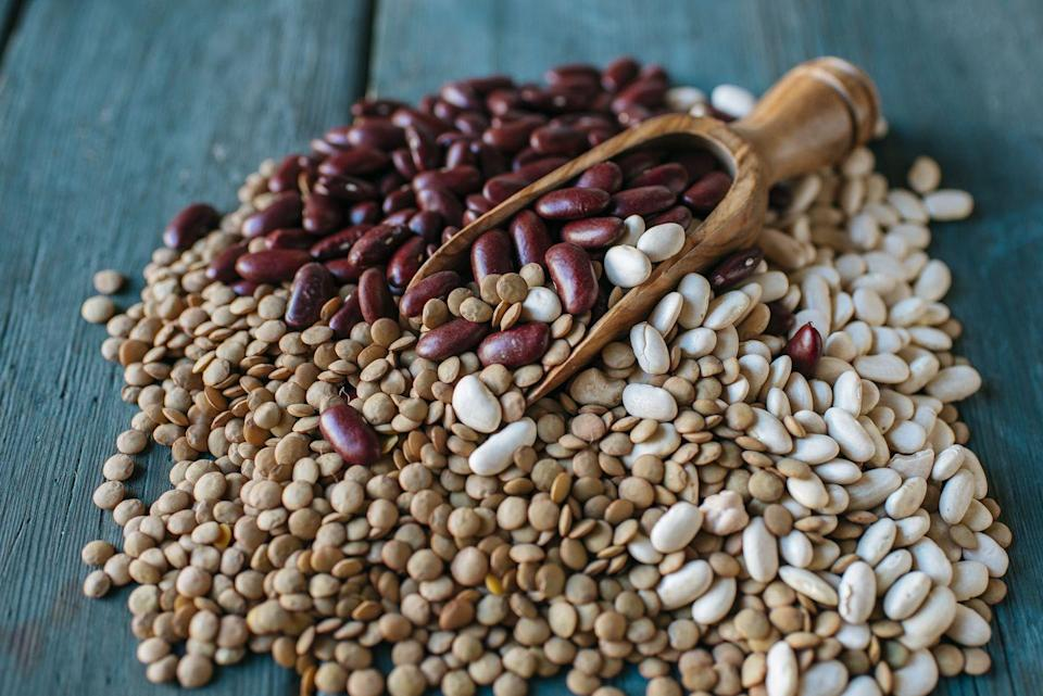 "<p>By making beans from scratch refers to the process of buying dried beans, then letting them soak until they're ready to be cooked. This has become more popular as of late, especially among (predominately white) wellness bloggers and influencers. And while this process can produce a fresh taste, it's not always necessary. </p><p>""If you use a lot of beans, it might be worth it to cook them from scratch, but the cans are so much more convenient for most purposes,"" Dang explains. ""I like to keep a variety of types of beans and cooked lentils on hand to add an easy protein boost to meals (or throw into the air fryer for a healthy snack!)."" </p>"