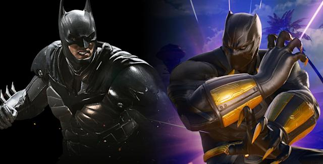 "<p>Whether your flavor is DC or Marvel, take the eternal ""who would win"" battle from the schoolyard to your console with these fighting games that pit comic titans against each other. <em>Injustice 2</em> includes <em>Justice League</em>rs like Batman, Superman, and Wonder Woman, as well as non-DC characters like Hellboy and Teenage Mutant Ninja Turtles, while <em>Marvel vs. Capcom: Infinite</em> features all your fave Avengers alongside the stars of such video games as <em>Street Fighter, Ghost 'n Goblins</em>, and <em>Dead Rising</em>. Get ready to rumble!<br>Buy: <strong><a href=""https://www.amazon.com/s/ref=nb_sb_noss_2?url=search-alias%3Dvideogames&field-keywords=injustice+2&rh=n%3A468642%2Ck%3Ainjustice+2"" rel=""nofollow noopener"" target=""_blank"" data-ylk=""slk:Injustice 2/Amazon"" class=""link rapid-noclick-resp""><em>Injustice 2</em>/Amazon</a> 
