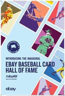 eBay's Baseball Card Hall of Fame celebrates the players whose trading cards have held the highest value and had the greatest influence on baseball's cards and collectibles world.