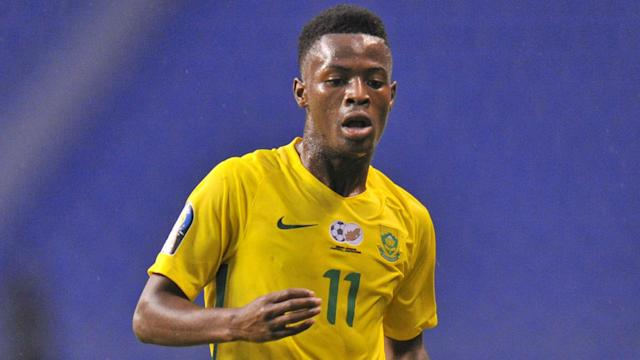 The former South Africa Under-20 international has made only seven appearances for the record eight-time Caf Champions League winners this season