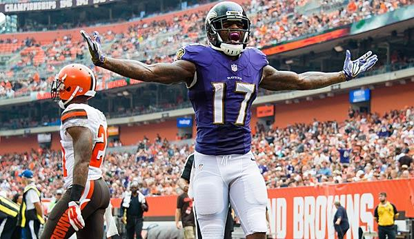 NFL: Eagles holen Mike Wallace als Smith-Ersatz
