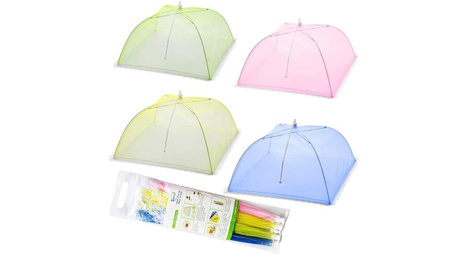 Mesh Screen Food Cover Tents
