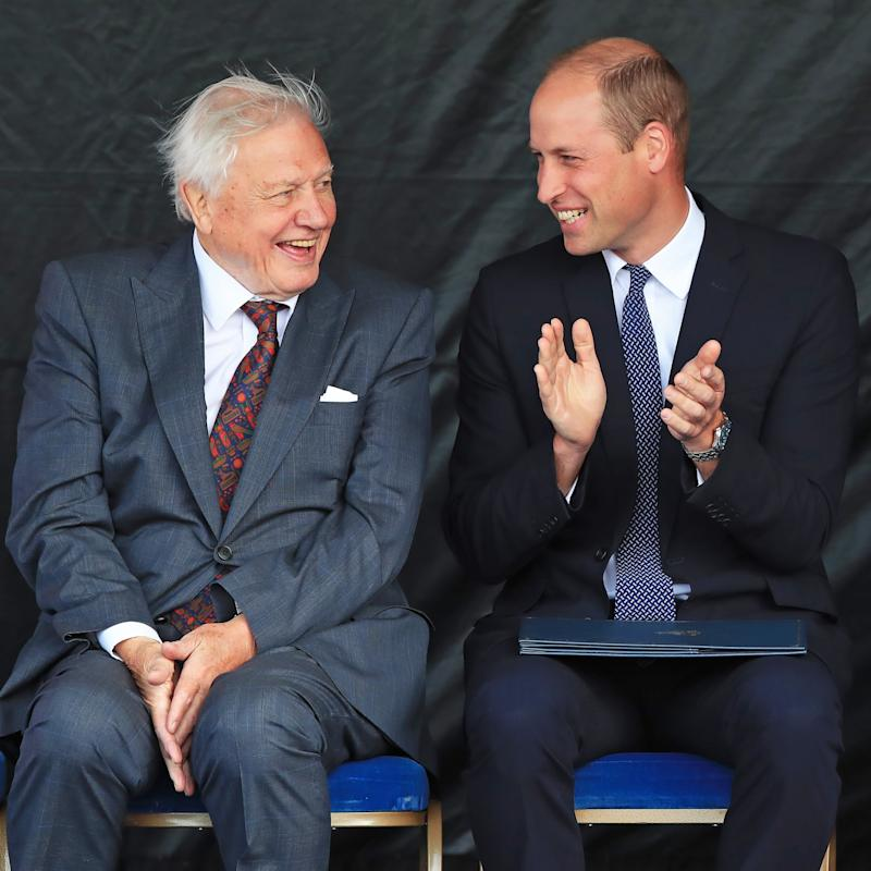 Prince William and David Attenborough Launch the Earthshot Prize to Repair Our Planet by 2030