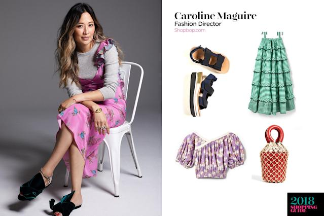 Caroline Maguire, fashion director, Shopbop.com. (Photo: Courtesy of Shopbop)