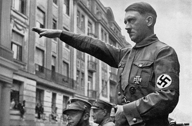 Did Hitler really shoot himself? (Getty)