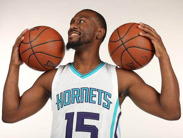 Kemba Walker does the work of two point guards. (Getty Images)