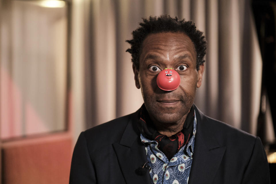 Sir Lenny Henry on Later... with Jools Holland (BBC/Michael Leckie)