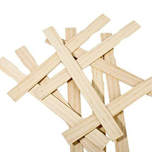 """<p><strong>Woodman Crafts</strong></p><p>amazon.com</p><p><strong>$11.86</strong></p><p><a href=""""https://www.amazon.com/dp/B01IC21JMA?tag=syn-yahoo-20&ascsubtag=%5Bartid%7C10060.g.35049077%5Bsrc%7Cyahoo-us"""" rel=""""nofollow noopener"""" target=""""_blank"""" data-ylk=""""slk:Shop Now"""" class=""""link rapid-noclick-resp"""">Shop Now</a></p><p>If you have extra wooden paint stirrers laying around at home, keep one by the dryer. You can cover the end of it with a secured cloth and use it as a tool to remove lint from your dryer efficiently. </p>"""