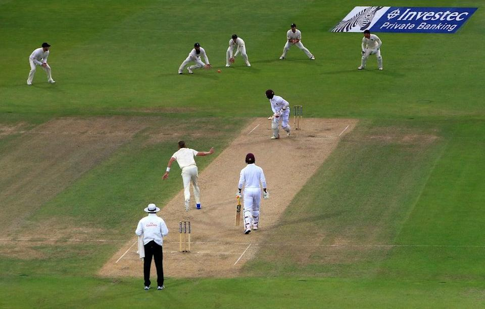 England demolished West Indies in the first ever day-night test in this country (Nick Potts/PA) (PA Archive)