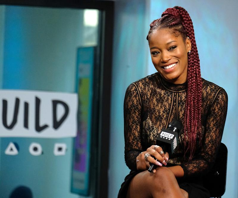 Keke Palmer Credits Her Ex As the Inspiration Behind Her New Tattoo